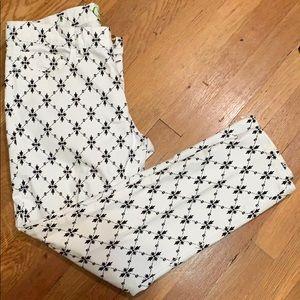 C. Wonder Crop Skinny Pants